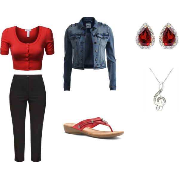 Sera Winchester by brenda-cleary on Polyvore featuring J.TOMSON, Object Collectors Item, Minnetonka and Allurez