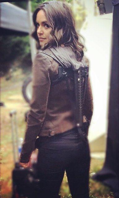 Leslie Anne Huff - as Rayna Cruz on Vampire Diaries