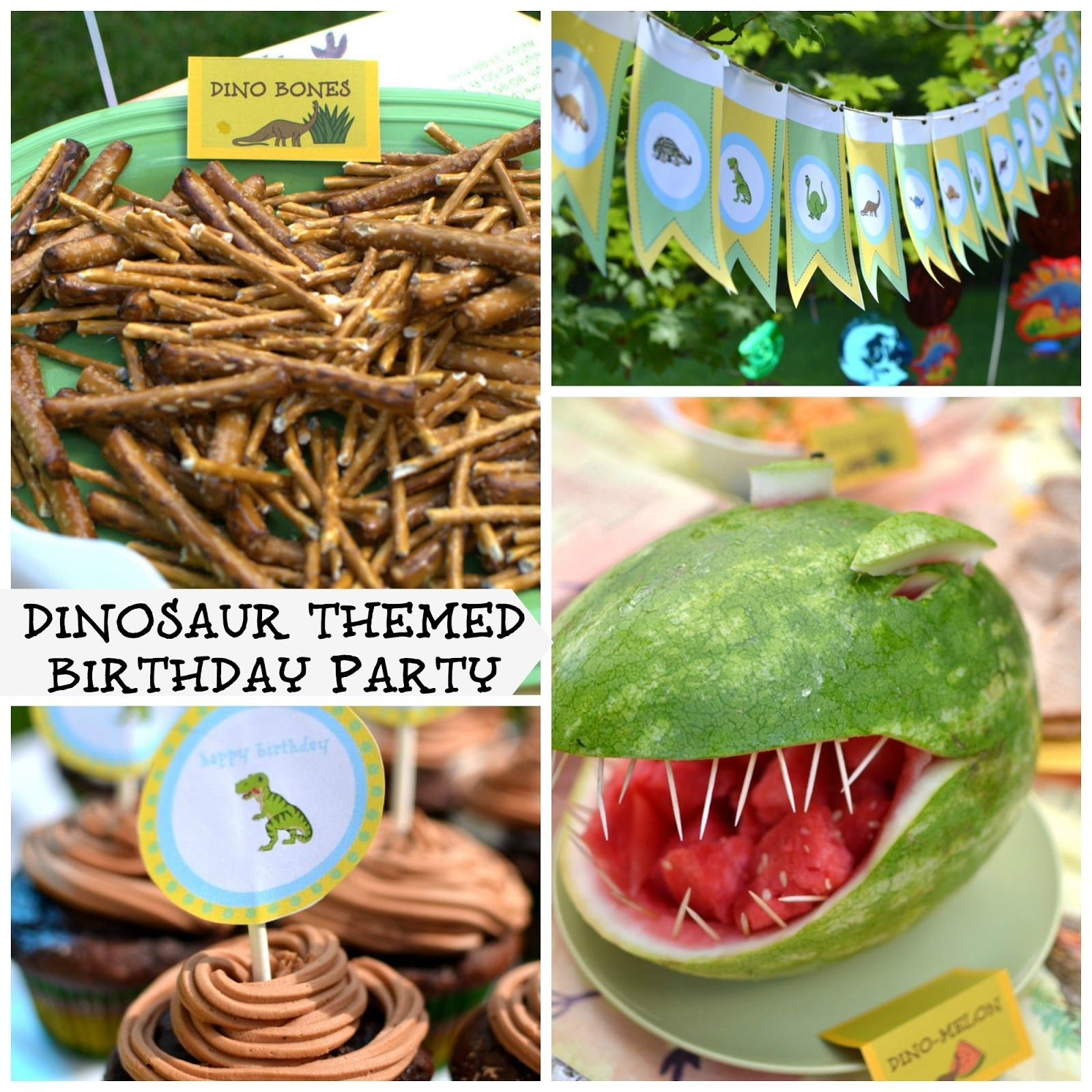 Best 25+ Dinosaur Themed Food Ideas On Pinterest