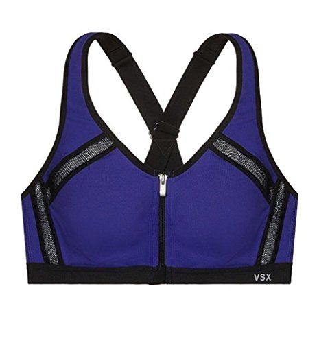 f2c413252b7dc Victorias Secret Incredible Reflective Print Front Close Sports Bra 38D  Purple Reflective    You can find out more details at the link of the image.