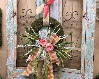 Photo of Spring Wreaths, Summer Wreaths, Everyday Wreaths
