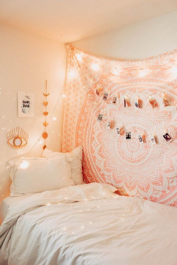 -   +51 Why Everybody Is Talking About Tapestry Bedroom Hippie Dream Rooms 98 -