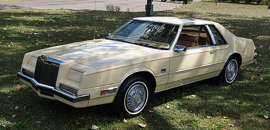 1981 Chrysler Imperial Coupe Chrysler Imperial Chrysler Imperial