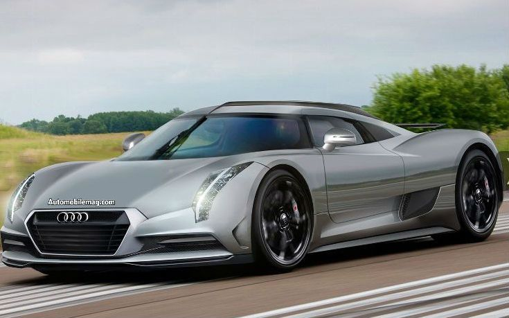 Audi R20 to become the new flagship model of the company by 2016