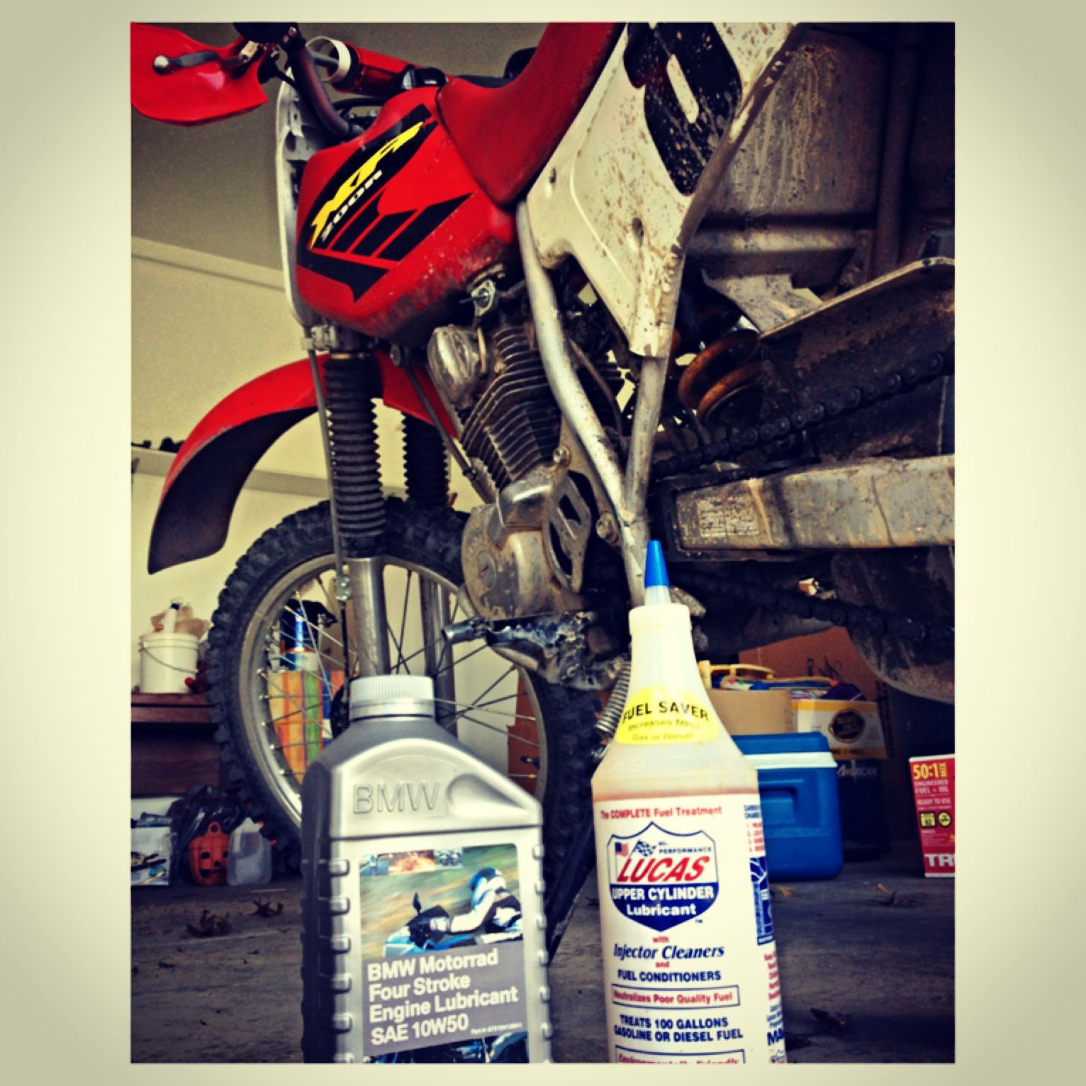 The Good Girls Use Good Stuff For Their Bikes Because They Ride