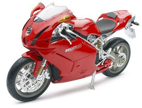 Ducati 999 Diecast Motorcycle Red 1 6 Scale Model New Ray By New Ray 34 99 1 6 Scale Die Cast With Pl Motorcycle Companies Ducati Motorcycles Scale Models