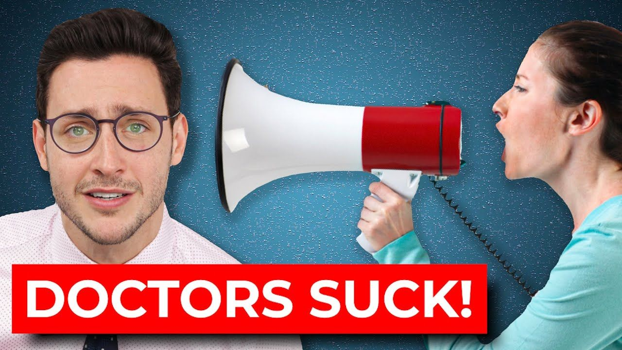 Keep Insulting Doctors and Soon We Won't Have Any Doctor