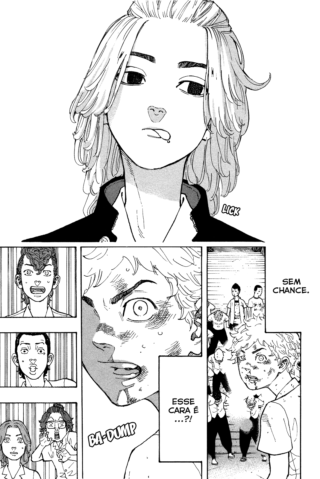 Tokyo Majin Revengers Manga Anime