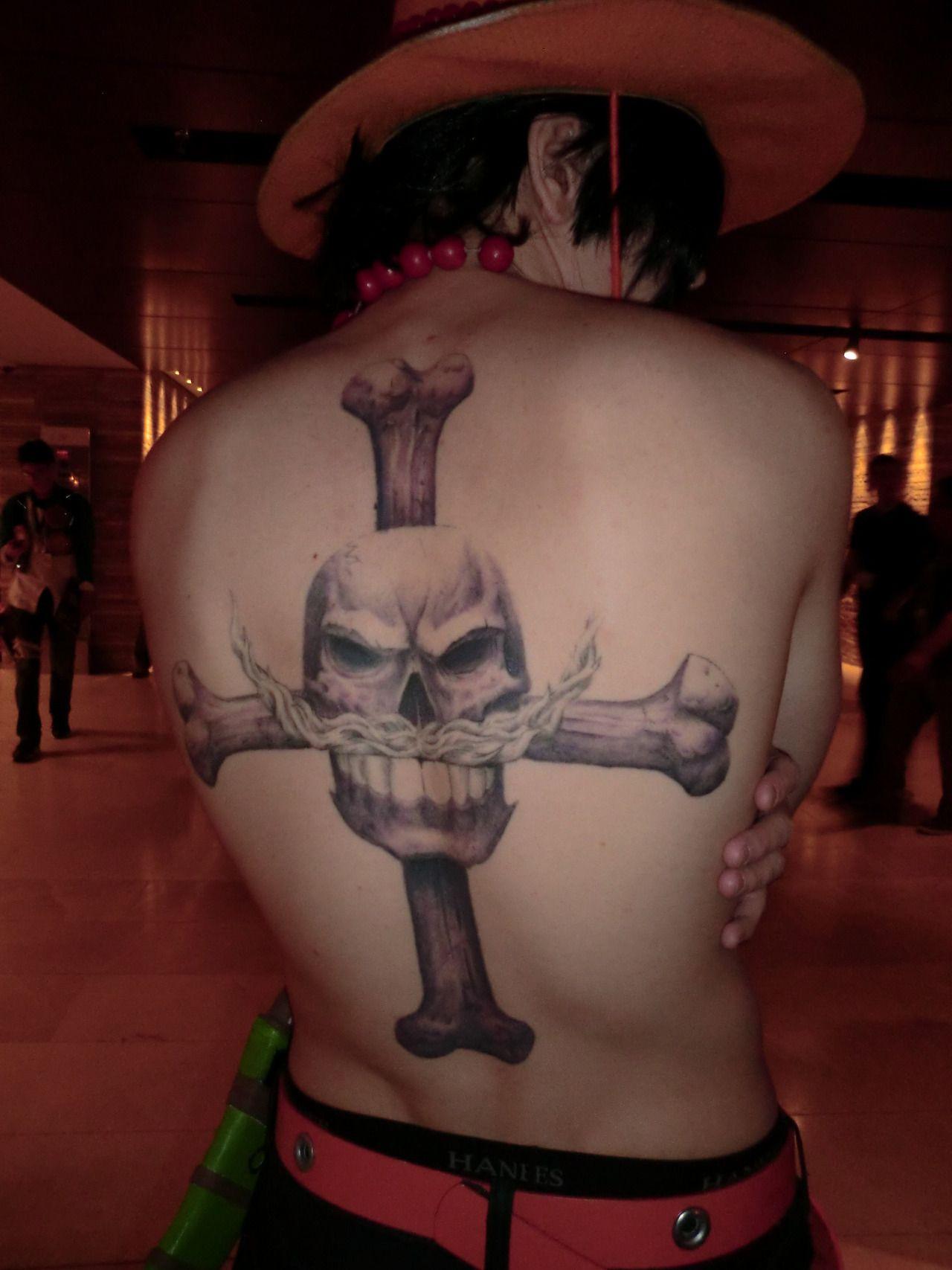 One Piece Tattoo Tattoos Piercings One Piece Tattoos Tattoos