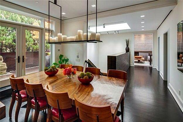 9 Kelly Ripa Apartment Decor Ideas, Kelly Ripa Dining Room Setup