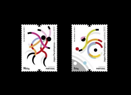 filatelia portuguesa - Pesquisa Google - Jogos Paralímpicos em emissão filatélica dos Correios de Portugal