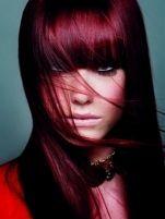 Dark Ginger Hair Styles