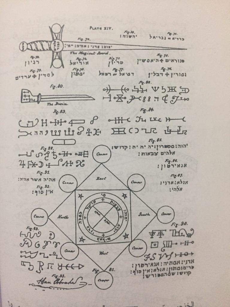 كتاب الكابالا اليهودي