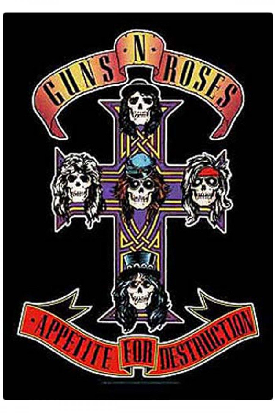 Guns N Roses Appetite Wallpaper