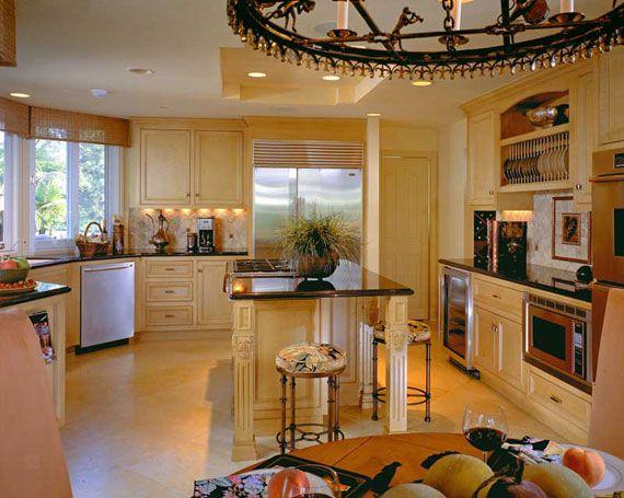 mediterranean style home interiors – house design ideas
