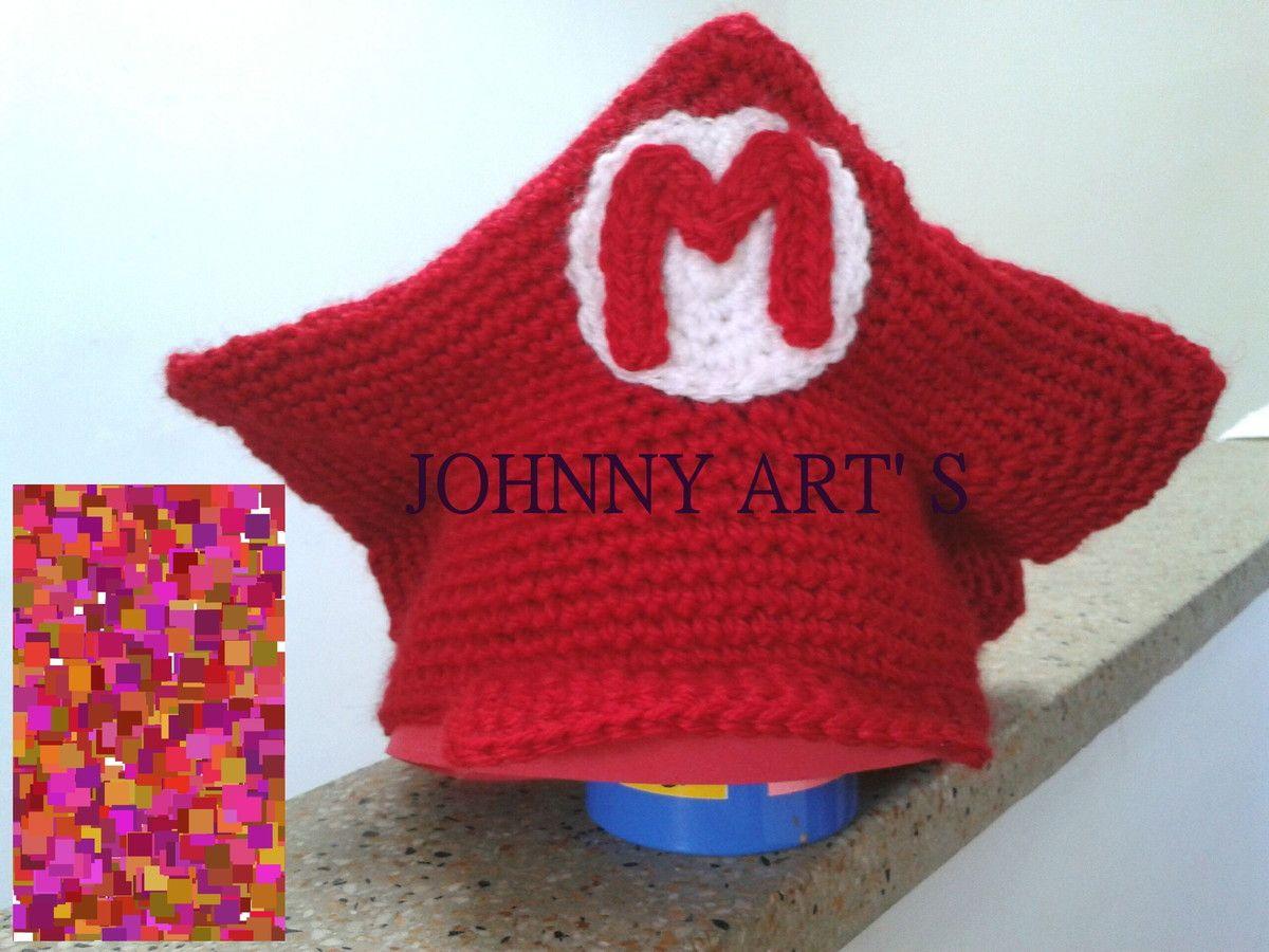 BOINA NEWBORN PERSONAGEM | Johnny Arts | Elo7