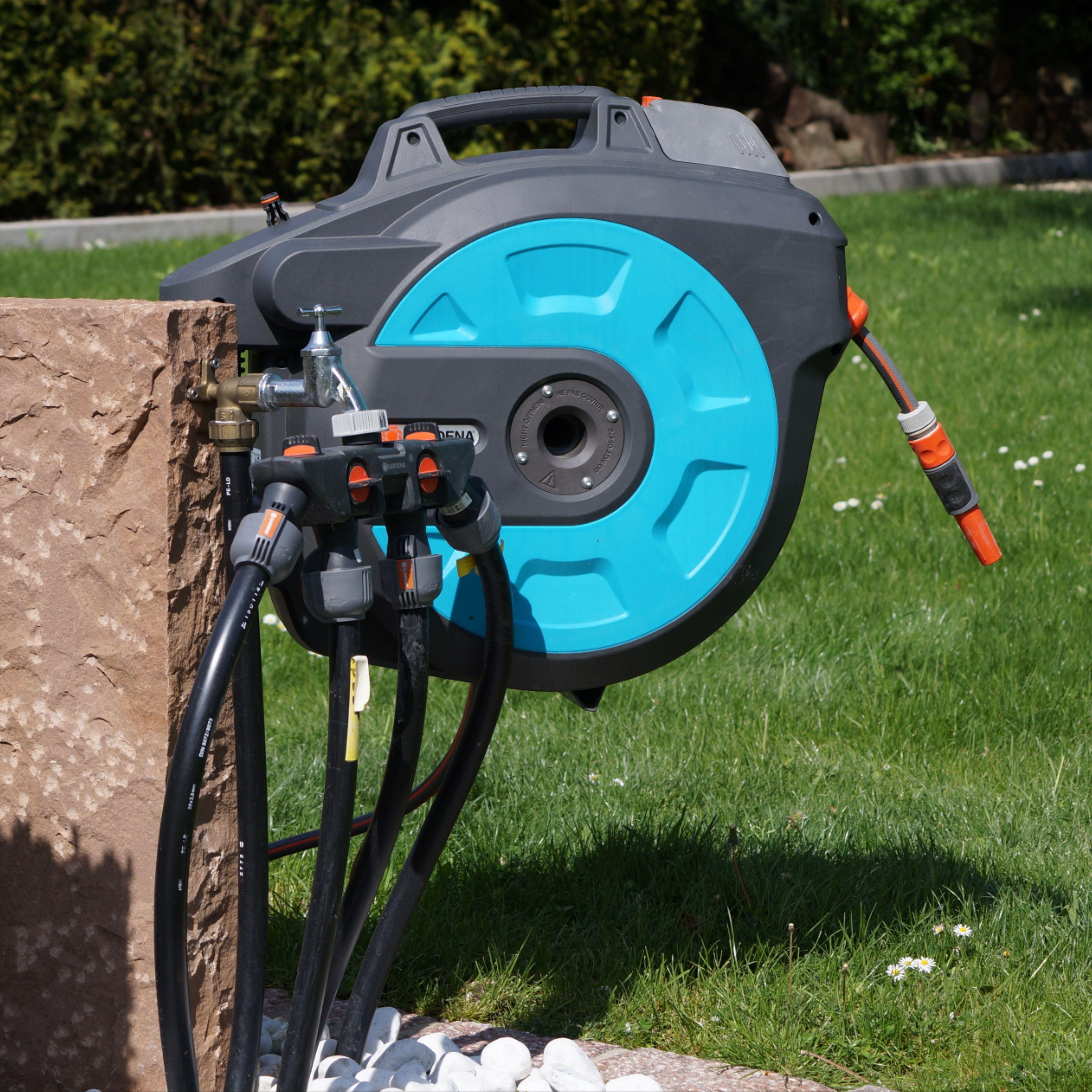 Bewasserung Praktisch Und Schon Bewasserungsanlage Gartengestaltung Garten