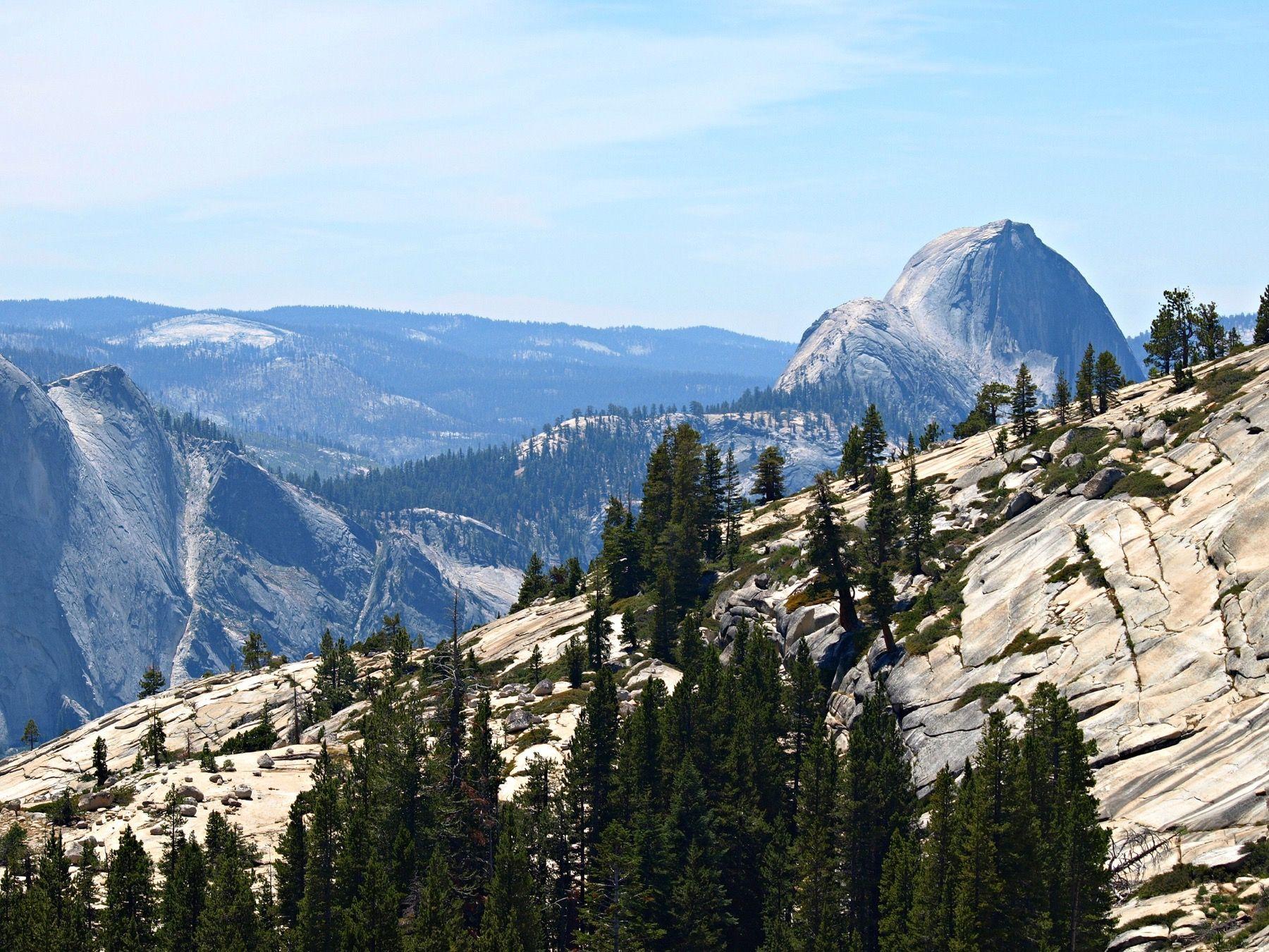 Half Dome Yosemite Nationalpark, USA – Bild: Shannon, CC BY-ND 2.0
