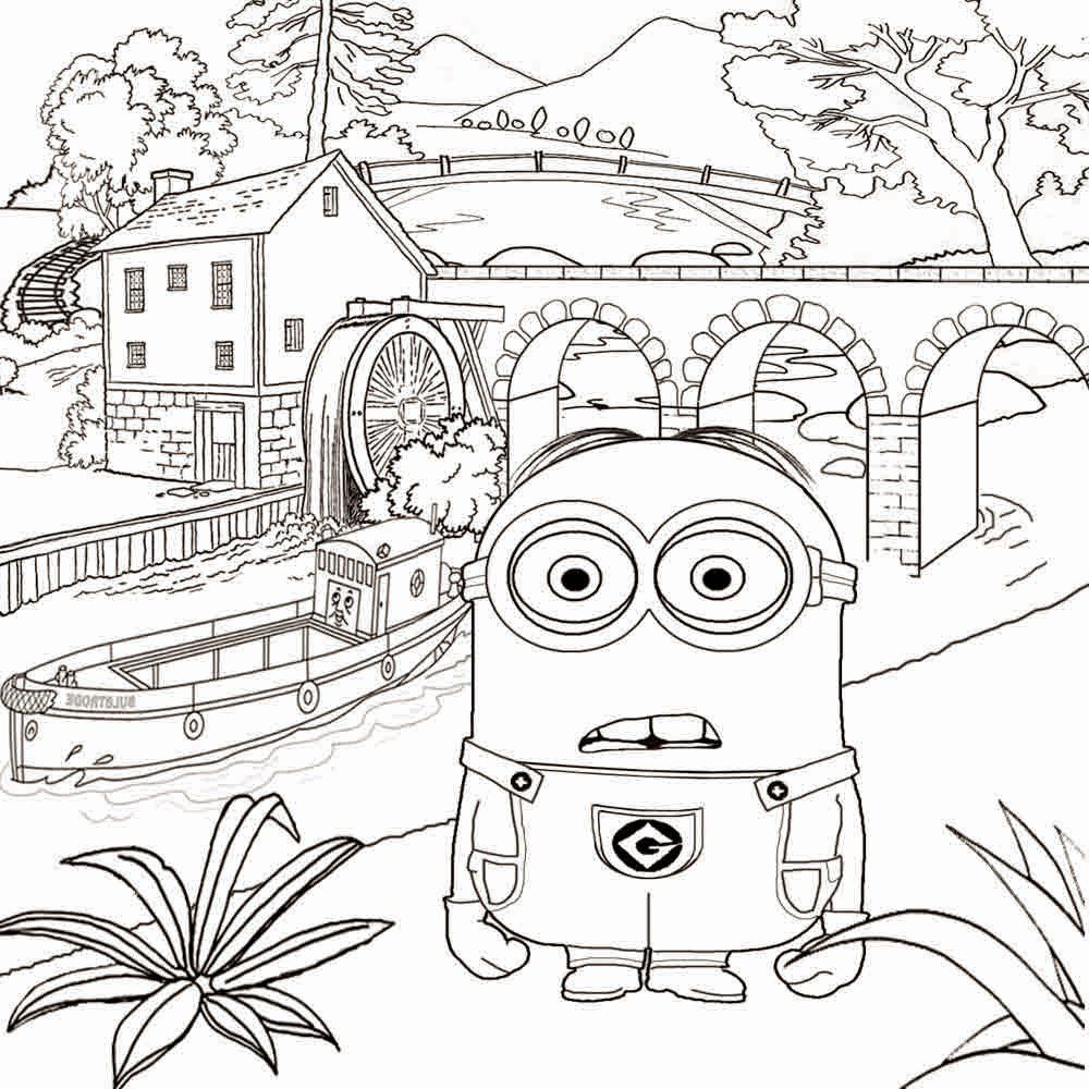 Coloring Pages For Older Kids Elegant Coloring Pages Coloring Sheets For Older Kids Inspiring In 2020 Minion Coloring Pages Detailed Coloring Pages Cool Coloring Pages
