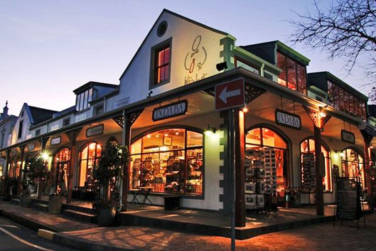 Stellenbosch dates back to 1679, making it South Africa's oldest town after  Cape Town.
