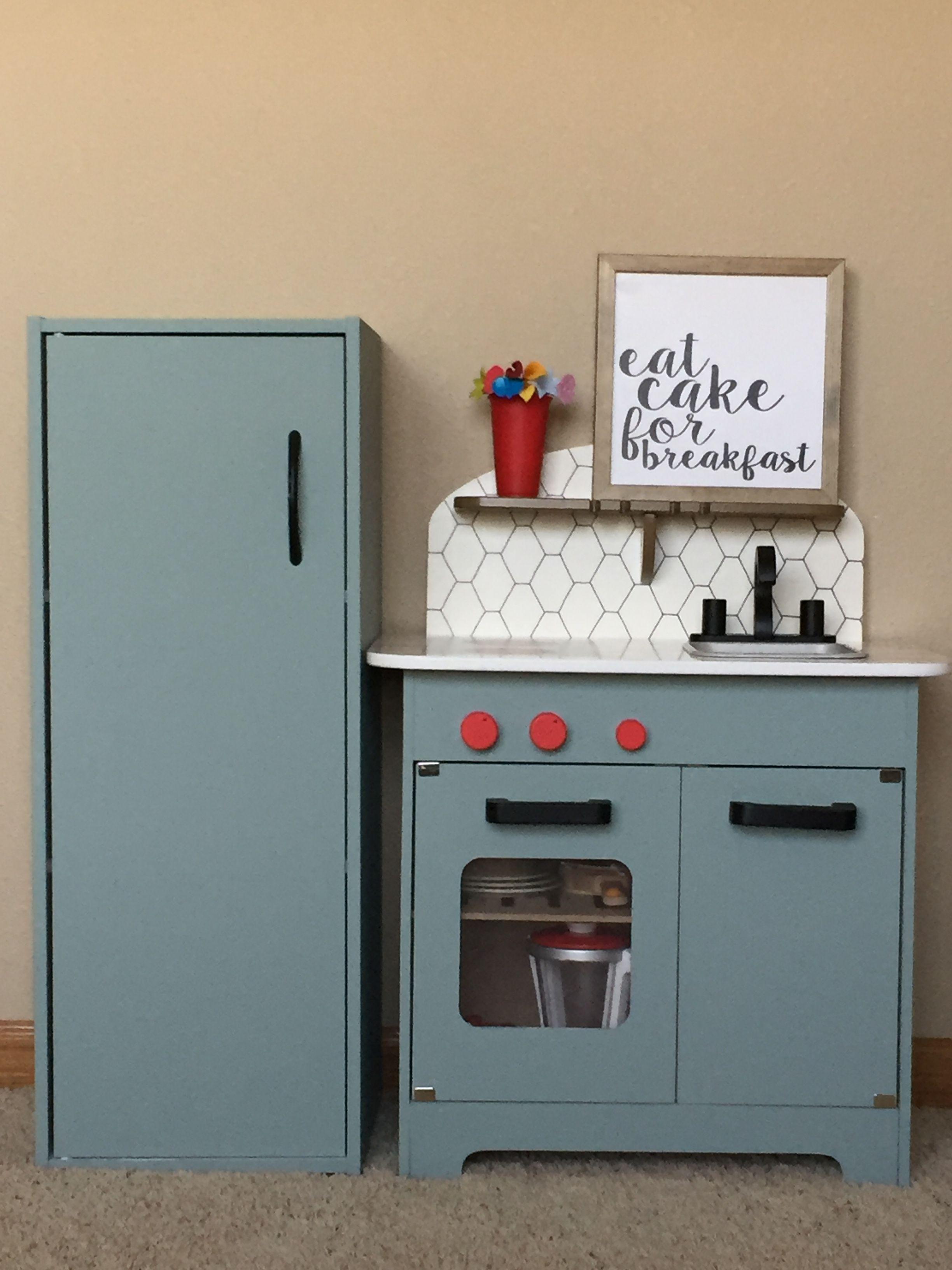 Hape kitchen remodeled
