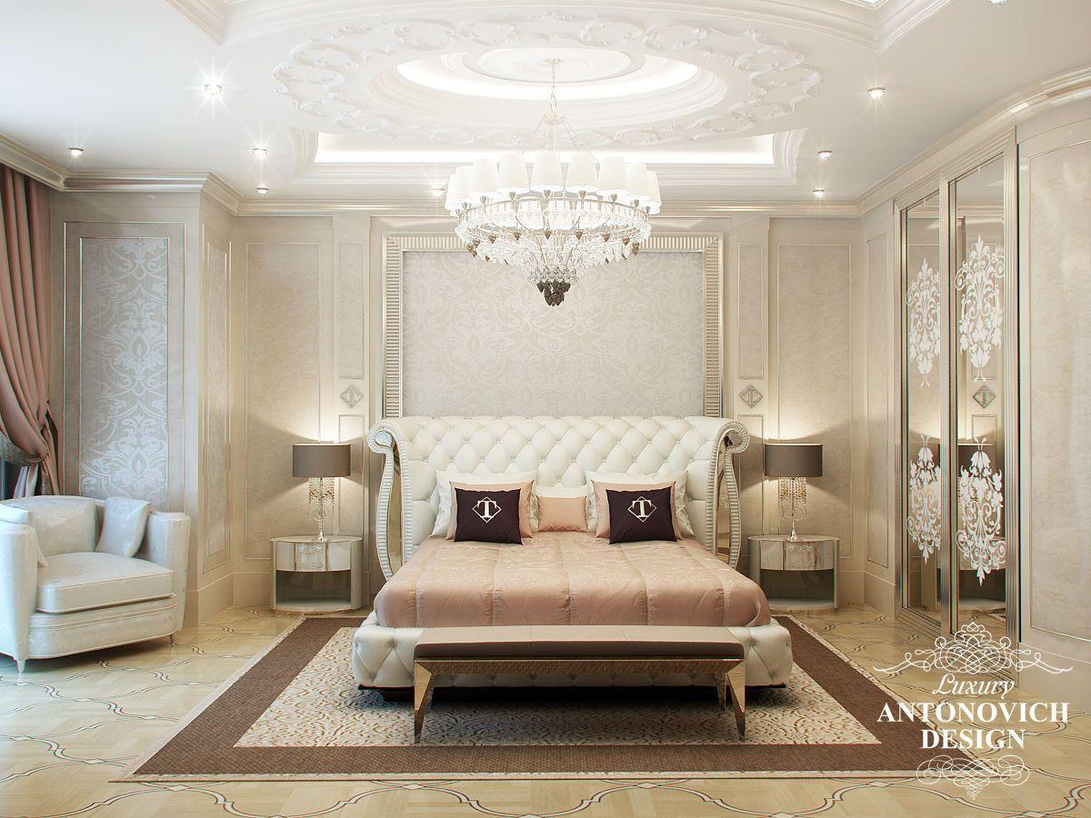 Интерьер спальни для гостей