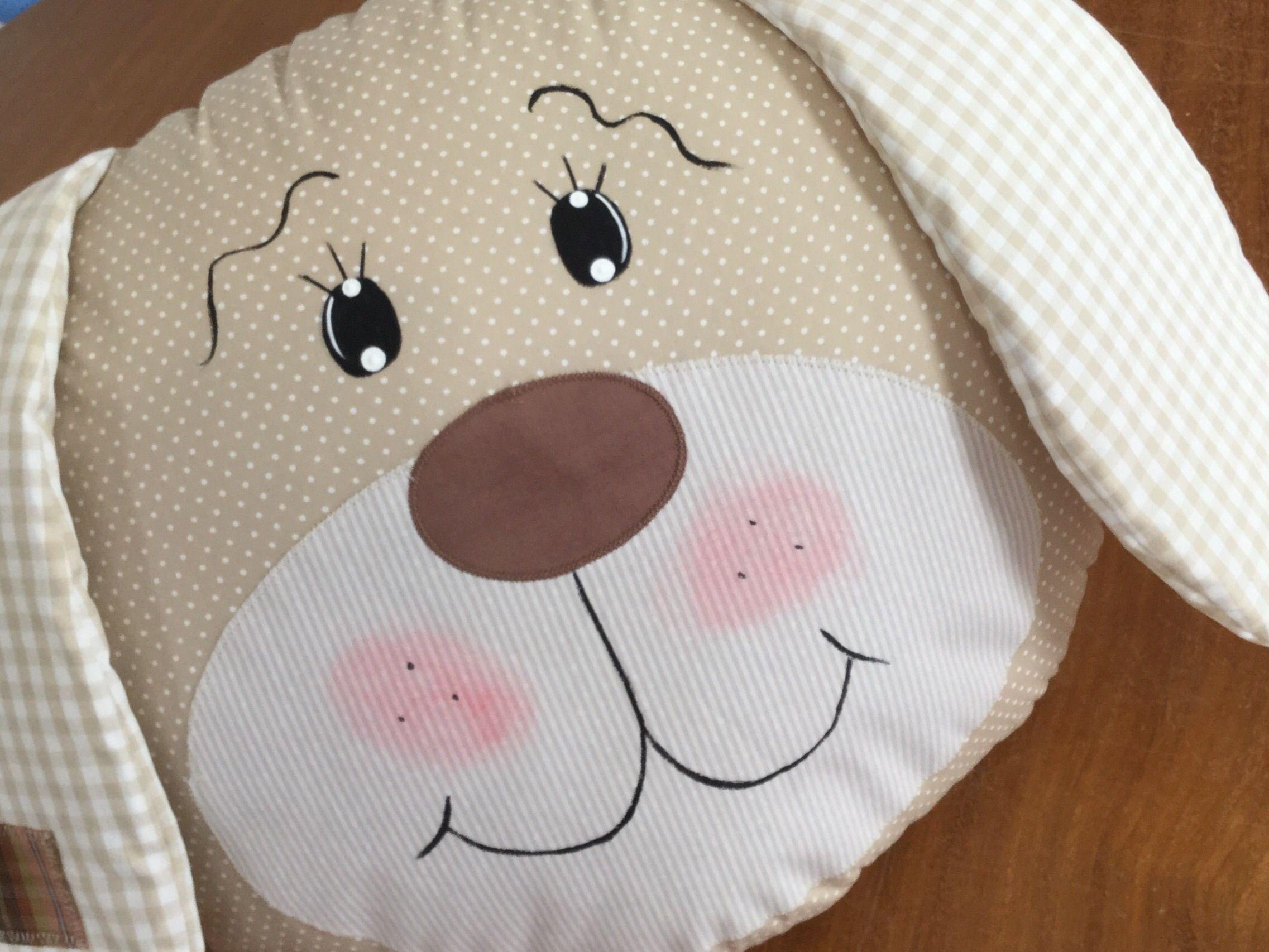 almofada com cara de cachorro - Pesquisa Google | almofada de ...
