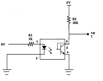 MCT2E Opto-Coupler