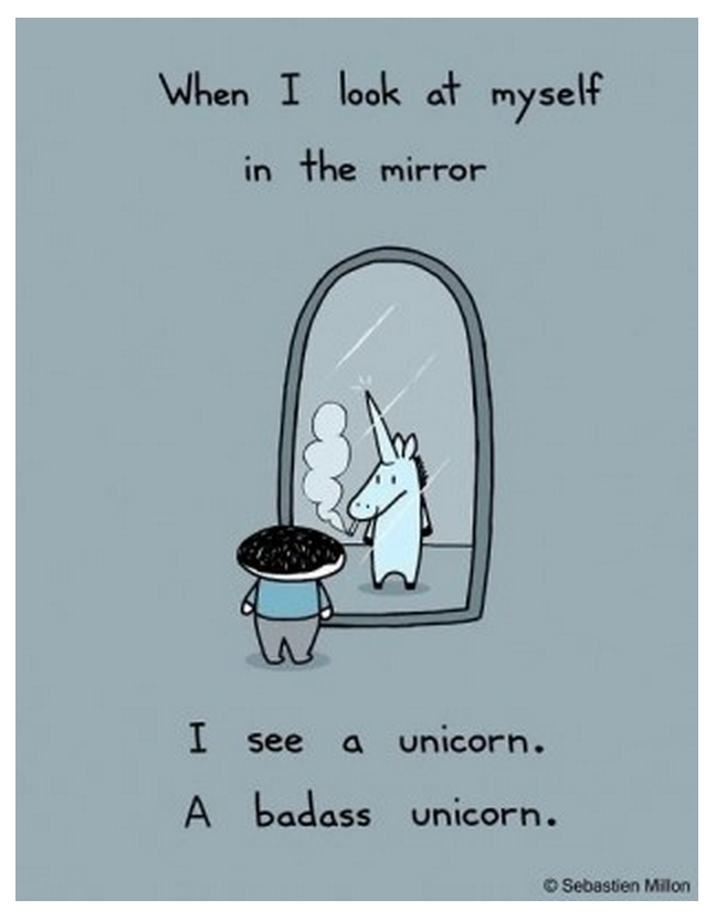 Here Are Some Funny Unicorn Quotes Because Unicorn Humor Is A Truly Terrific Day Brightener