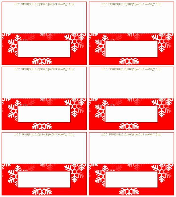 Place Card Template Word 6 Per Sheet Beautiful Free ...