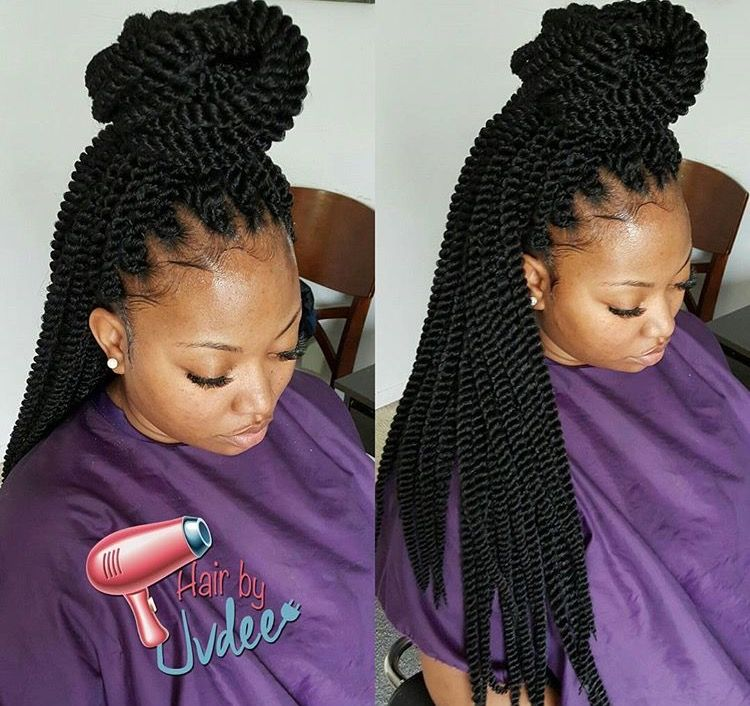 Pin By Autumn On Braids Great Hair African American Braids