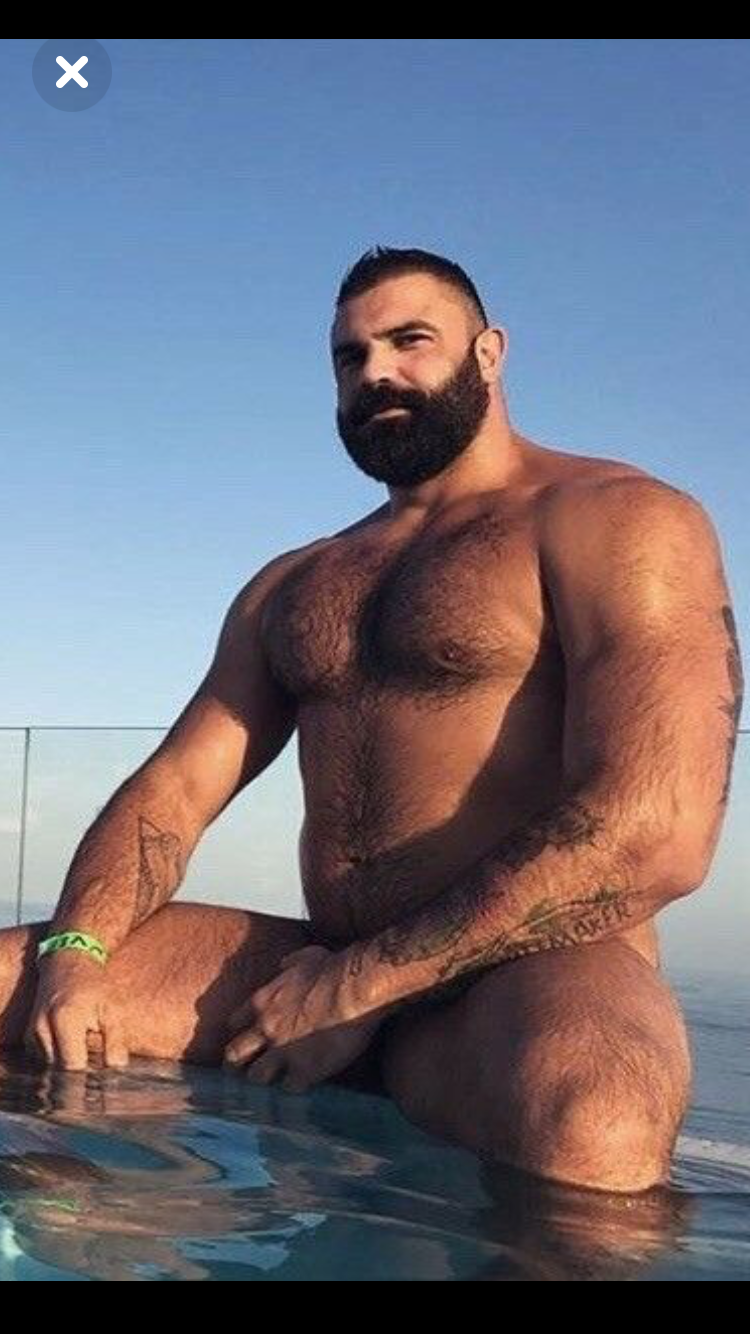 Beefy hairy hunks