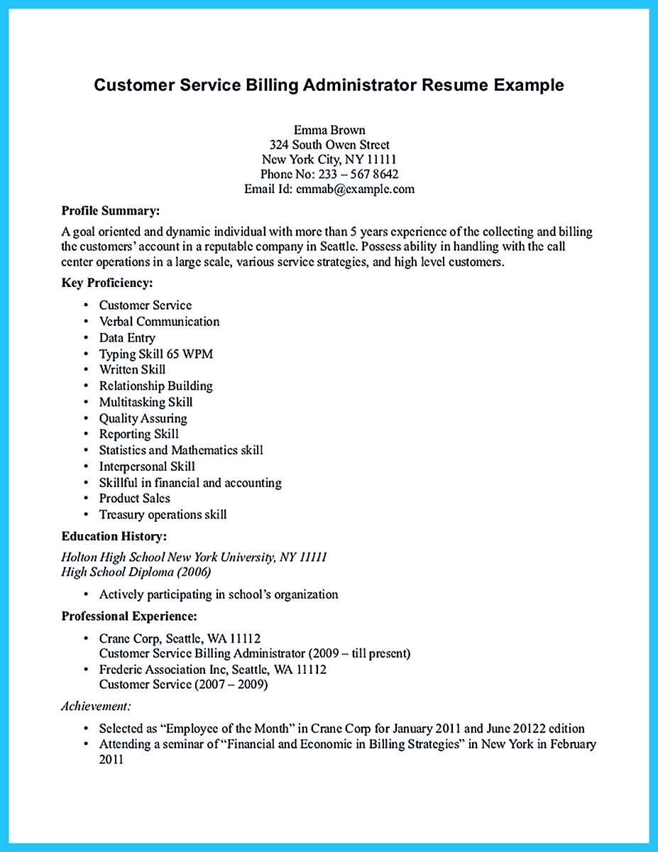 Administrator Resume Sample Enchanting Nice Attract Your Employer With Defined Administrator Resume .