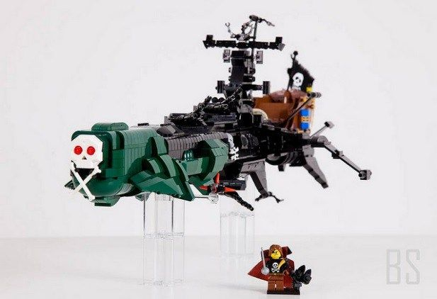 Vaisseau Lego Spatial Moc ArcadiaMocs LegoEt wuOZiXPTk