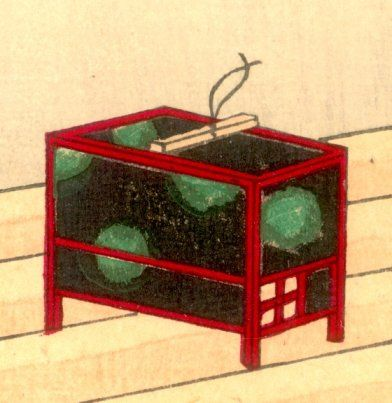 cricket cages | And then there is the insect cage or mushikago (虫籠 or むしかご ...