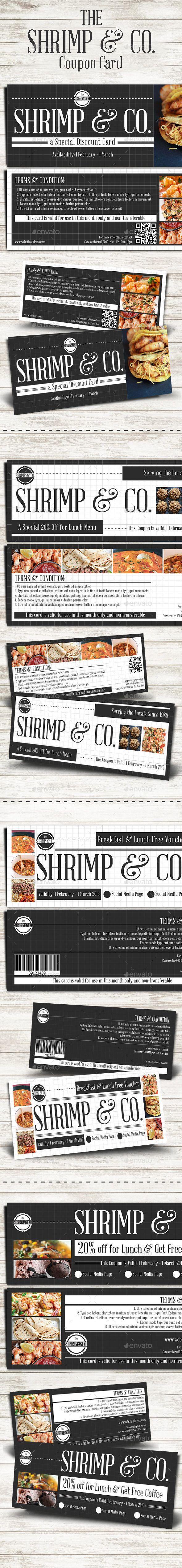 Seafood Cafe Coupon Card Restaurant Types Coupons Seafood