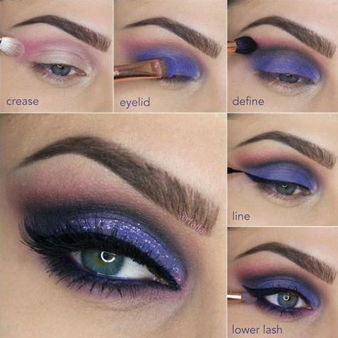 learn about these blue eye makeup tip 7646 blueeyemakeup
