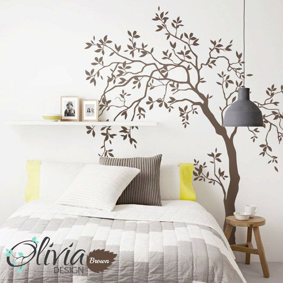 Large Tree Vinyl Wall Mural Sticker Decal