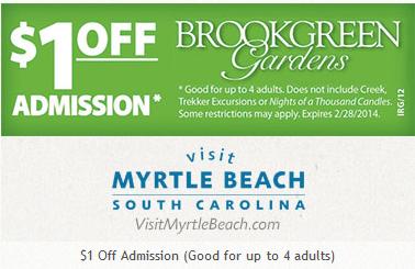 1 off at Brookgreen Gardens Visit myrtle beach, Myrtle