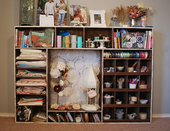 craft room ideas pinterest - Google Search   CRAFT ROOM   Pinterest ...