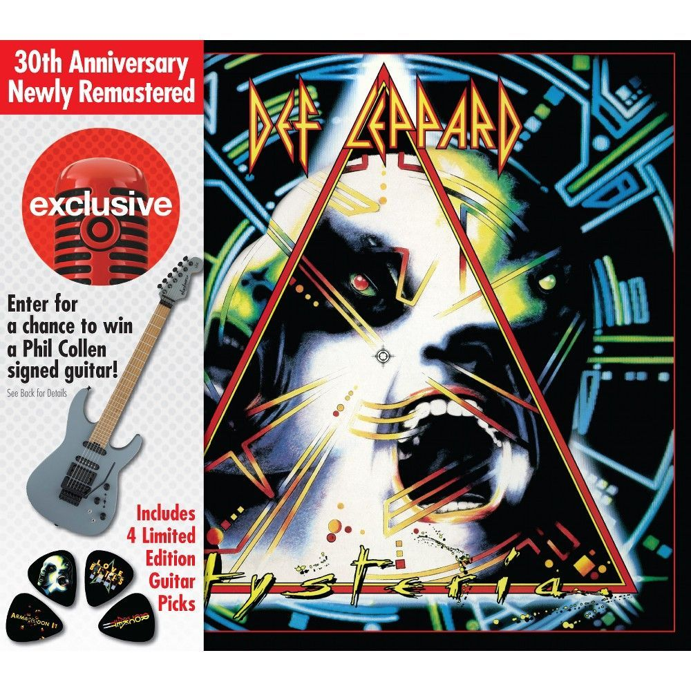 Pin On Def Leppard
