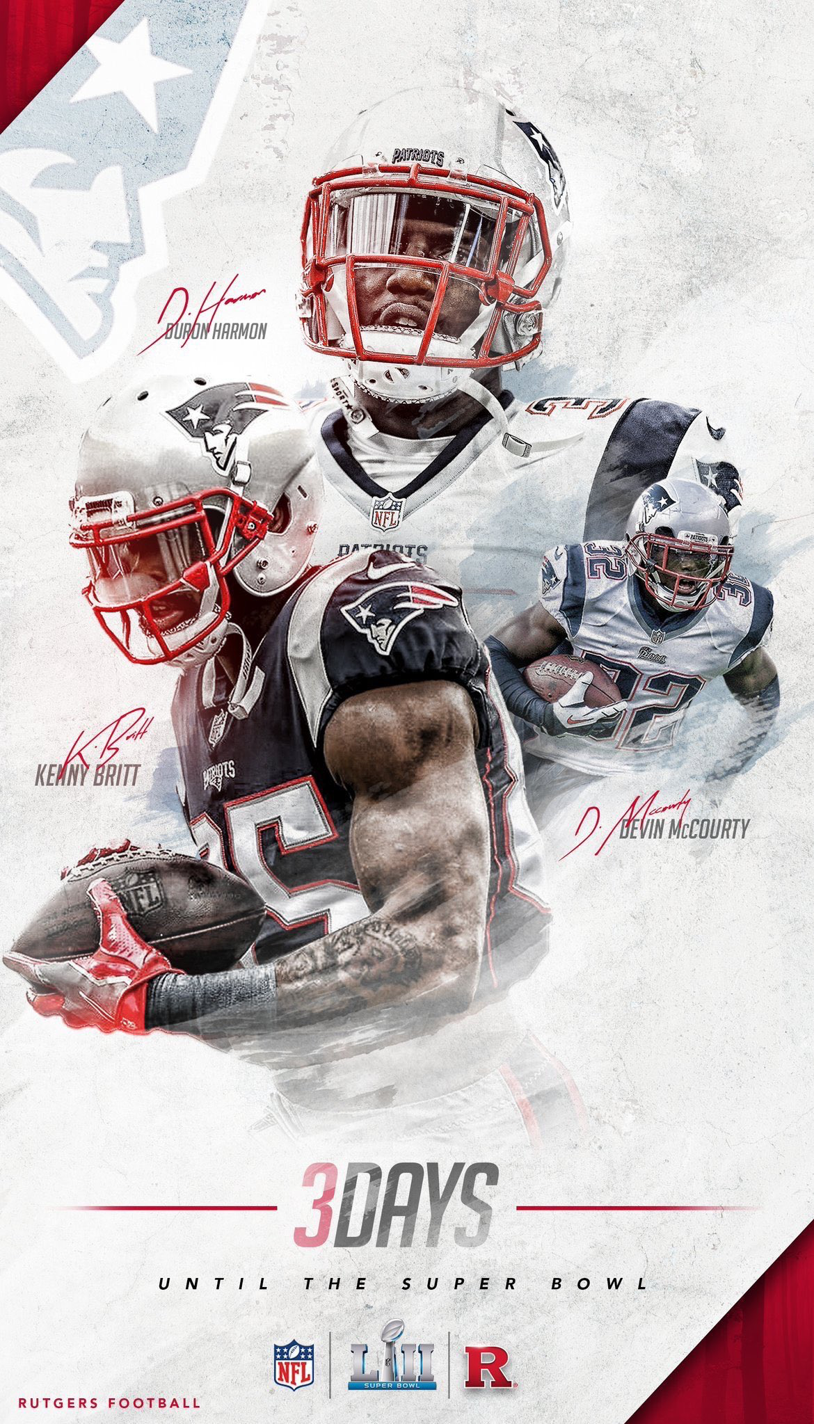 New England Patriots Sports graphic design, Sport poster