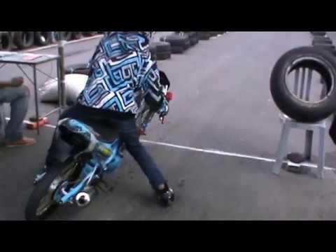 Drag Bike Parah Abis Gagal Fokus Gaya Standing Liar Kocak Balap Ngaw Sepeda Sepeda Motor Motor