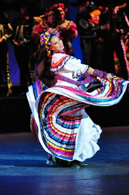 Folklore Mexicano Discovered By Andru Alcantara