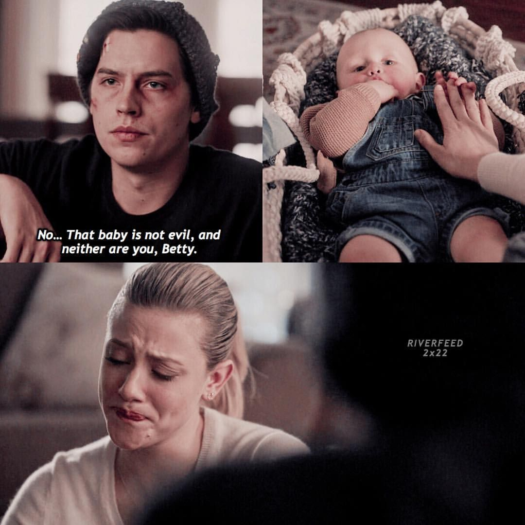 Season 2 Episode 22 Chapter Thirty Five Brave New World 2018 Riverdale Funny Bughead Bughead Riverdale