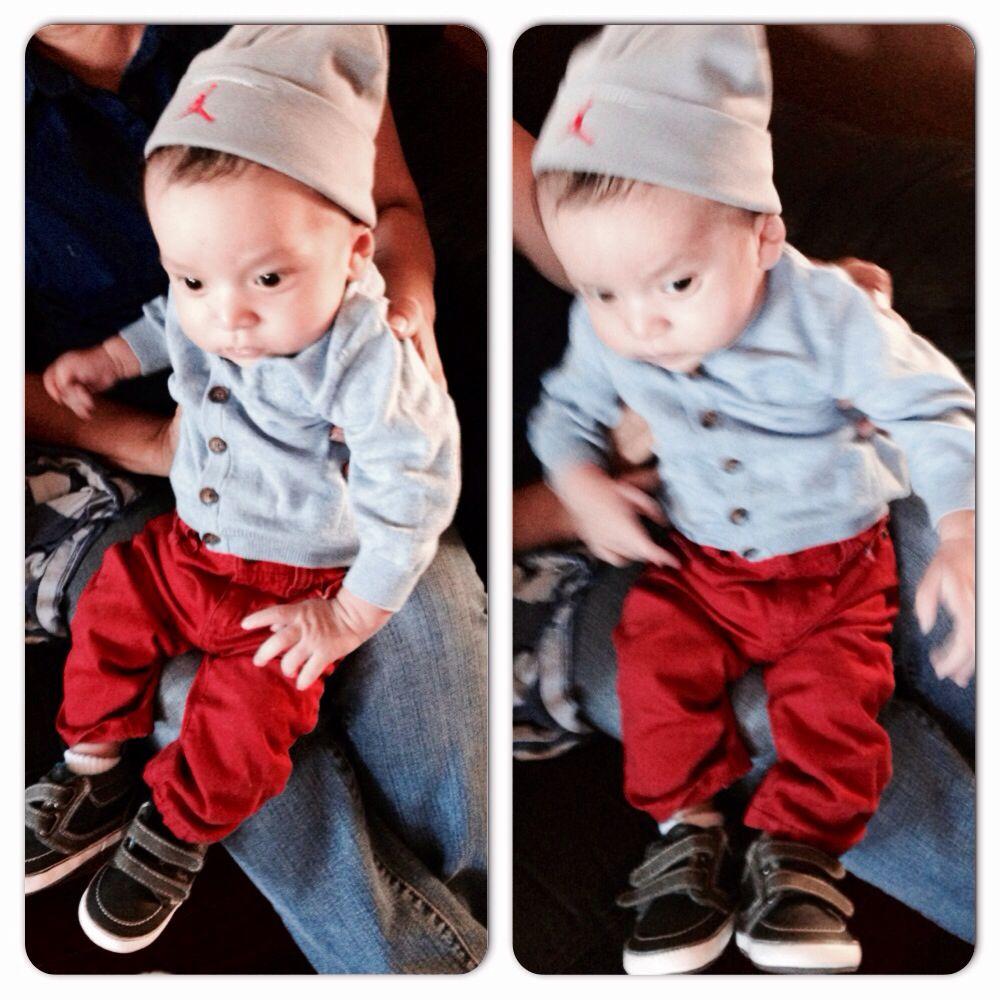 bdaf204b Baby boy fashion wheresnate red pants   #wheresNate   Baby boy ...