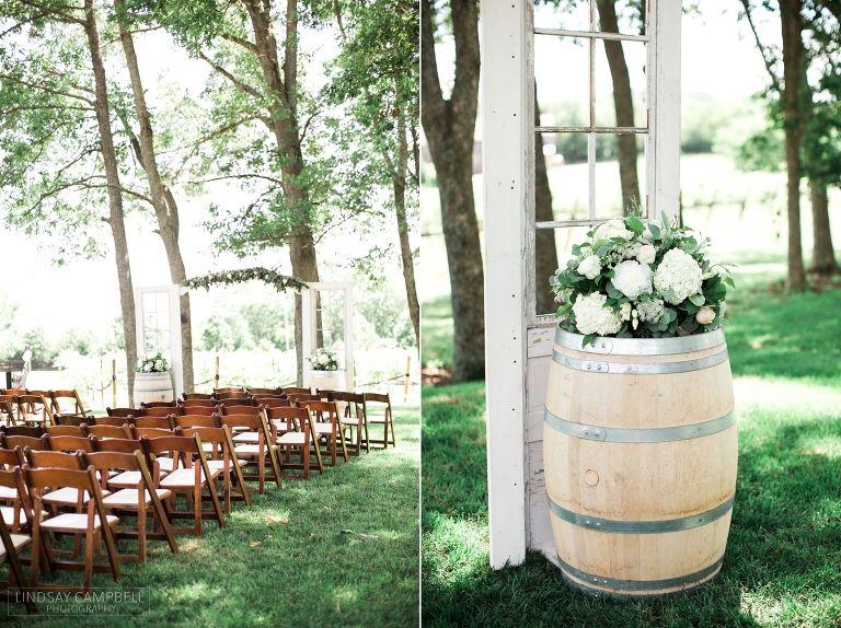 Ashley Shawn S Upscale Tennessee Vineyard Wedding At The Stone House Arrington Vineyards