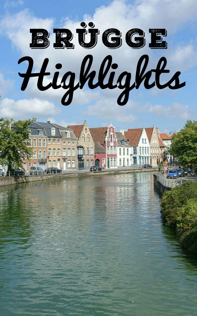 Photo of Bruges landmarks