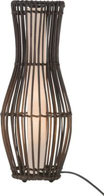 Buy Sirit Rattan Floor Lamp Dark Brown At Argos Co Uk Visit Argos