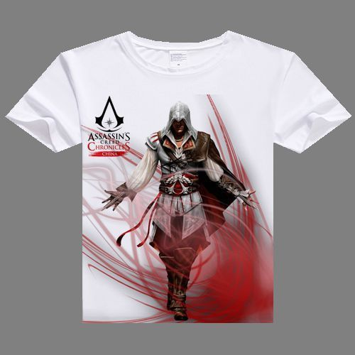 Assassins Creed Ezio Designer TShirt - Multiple Designs!